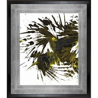 Kris Haas 'Imprints Of Nature Series 1751MP3' Framed Fine Art Print
