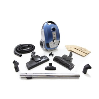 Prolux Tritan Pet Turbo Canister HEPA Sealed Hard Floor Vacuum Cleaner