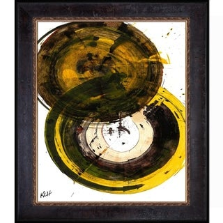 Kris Haas 'Sphere Series 146122510' Framed Fine Art Print