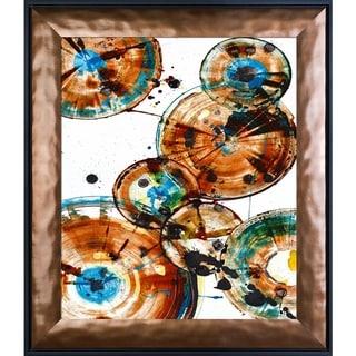 Kris Haas 'Sphere Series 1295122112' Framed Fine Art Print