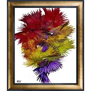 Kris Haas 'Phoenix Is Rising Series 1815022514' Framed Fine Art Print