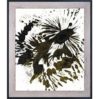Kris Haas 'Imprints Of Nature Series 1751MP4' Framed Fine Art Print