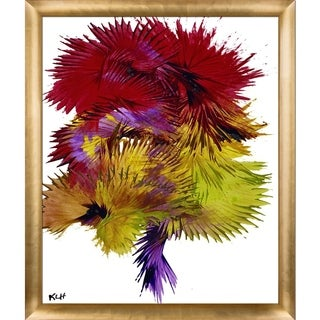 Kris Haas 'Phoenix Is Rising Series 1818022514' Framed Fine Art Print