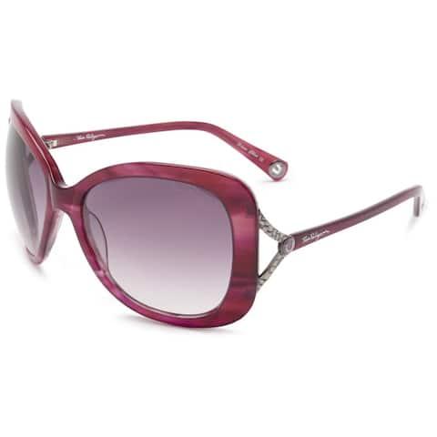 True Religion Olivia Plum Sunglasses