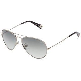 True Religion Jeff-55 Aviator Green Sunglasses