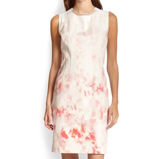 Elie Tahari Women's Marenl Cotton Dress