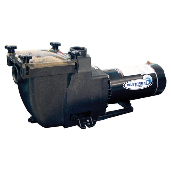 Blue Torrent 800 Gallon Per Hour Auto Cover Pump for Swimming Pools