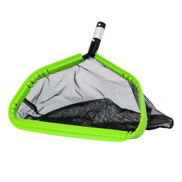 shop blue torrent heavy duty leaf rake for swimming pools free shipping on orders over 45