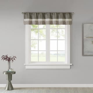 valance for polyoni infinity subcat less overstock window park madison pintuck treatments home valances garden