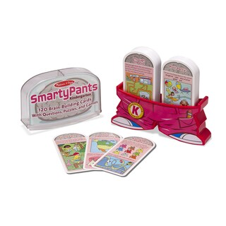 Melissa & Doug Smarty Pants Kindergarten Card Set