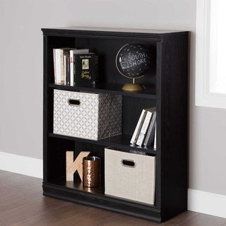 South Shore Morgan 3-shelf Bookcase