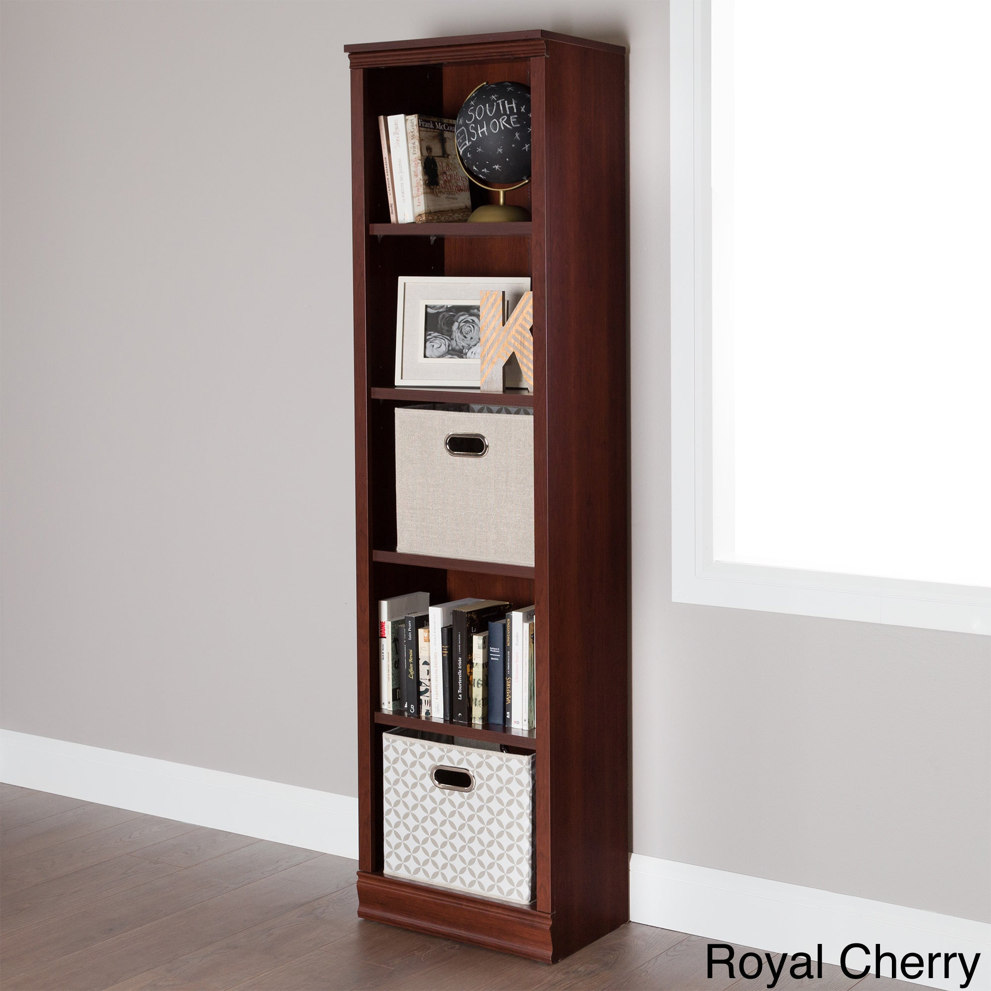 the bookcases home open depot p south bookcase maple shore natural axess