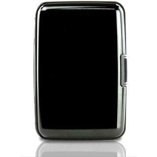 Imperial Home Small Aluminum RFID Blocking Wallet and Card Case