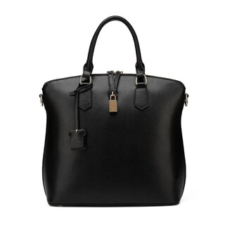 Vicenzo Leather Delicia Top Handle Leather Handbag (2 options available)