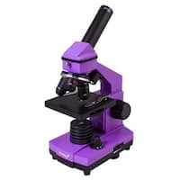 Levenhuk Rainbow 2L PLUS Amethyst Kids Microscope