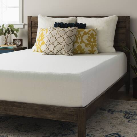 12 Inch Memory Foam Mattress - Crown Comfort