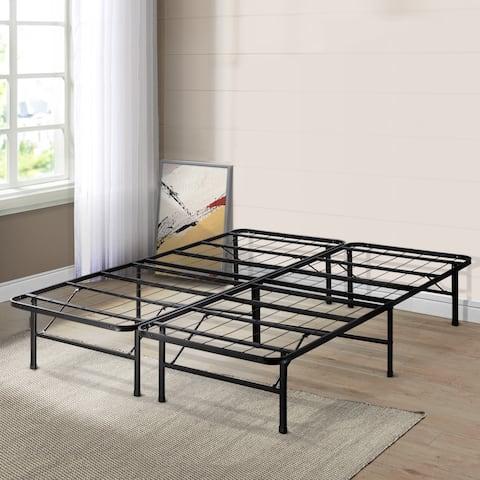 King size Bed Frame Platform14 inch - Crown Comfort
