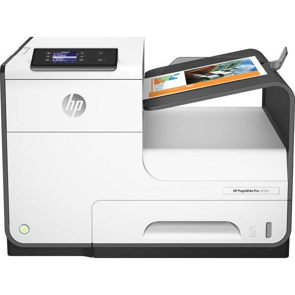 HP PageWide Pro 452dn Page Wide Array Printer - Color - 2400 x 1200 d