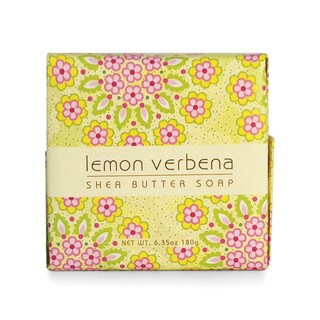 Lemon Verbena Botanical Soap (Set of 6)