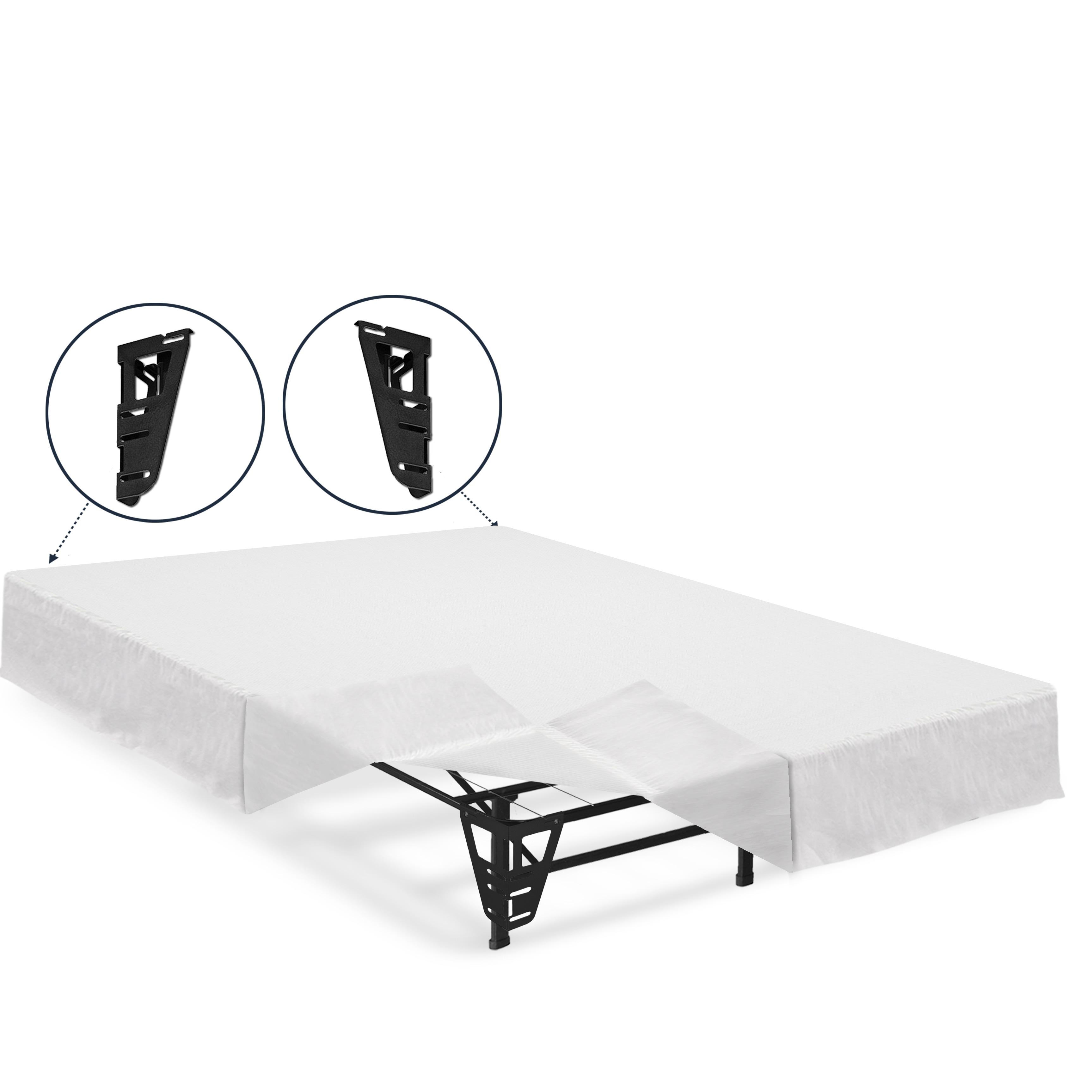 Crown Comfort 14-inch California King Platform Bed Frame ...