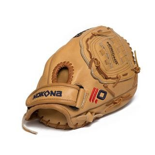 Nokona Legend Pro Fastpitch Glove Steerhide Leather 12-inch Left Handed Thrower / L-V1120C/R