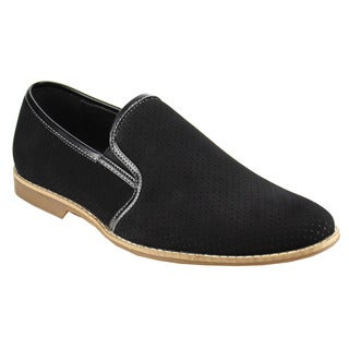 Beston EB74 Men's Classic Perforated Loafers