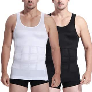 Men's Compression and Body-Support Undershirt|https://ak1.ostkcdn.com/images/products/11602527/P18540856.jpg?impolicy=medium