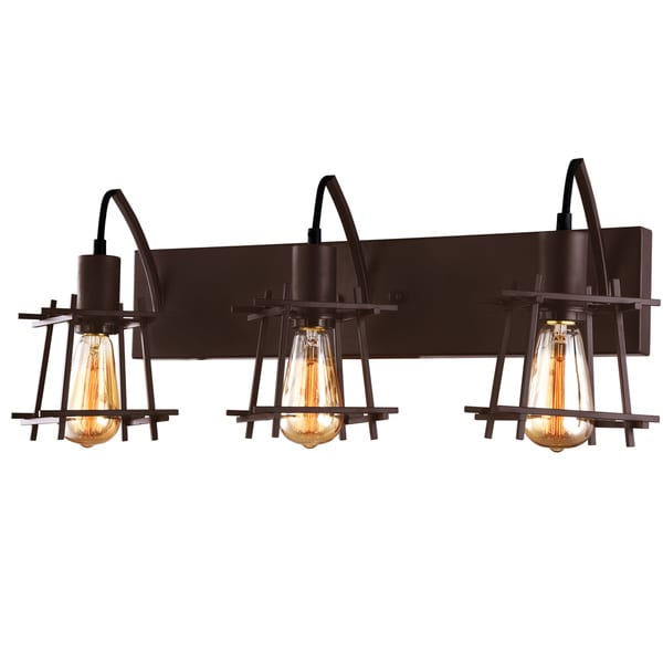 varaluz hashtag 3 light new bronze vanity free shipping today 18540908. Black Bedroom Furniture Sets. Home Design Ideas