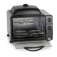 Elite Platinum ERO-2008SC Convection Countertop Oven with Rotisserie