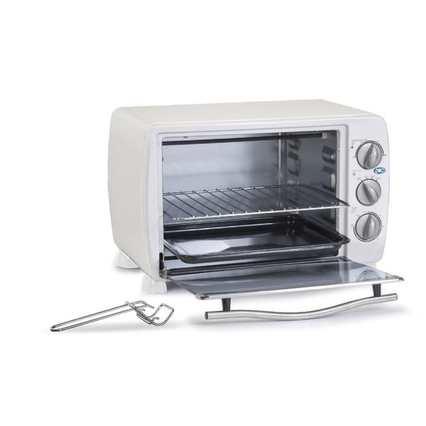 Shop Elite Platinum Eto 180w 6 Slice Toaster Oven Broiler