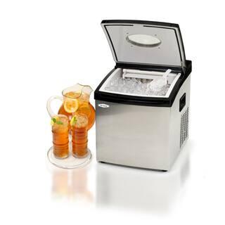 Elite Mr. Freeze MIM-5802 Portable Ice Maker|https://ak1.ostkcdn.com/images/products/11602683/P18540994.jpg?impolicy=medium