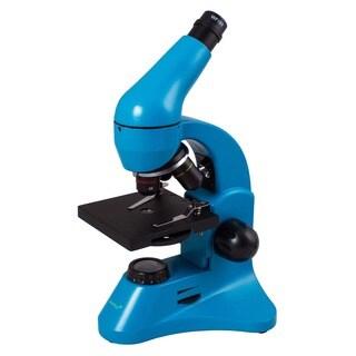 Levenhuk Rainbow 50L PLUS Azure Student Microscope