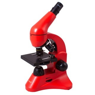 Levenhuk Rainbow 50L Orange Student Microscope
