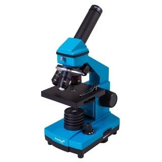 Levenhuk Rainbow 2L PLUS Azure Kids Microscope
