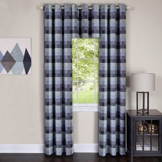 Harvard Plaid Valance