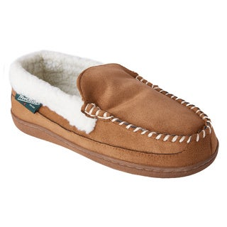 Woolrich Men's Camper Chestnut Slipper