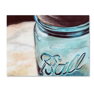 Jennifer Redstreake 'Ball Jar' Canvas Wall Art