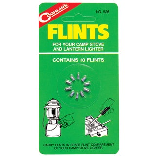 Coghlans 526 Lighter Flints 10-count