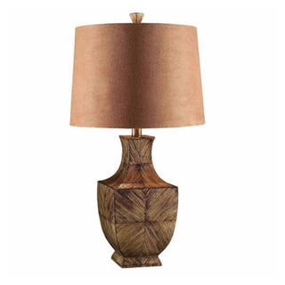 Avenue Rustic Metal 30-inch Table Lamp