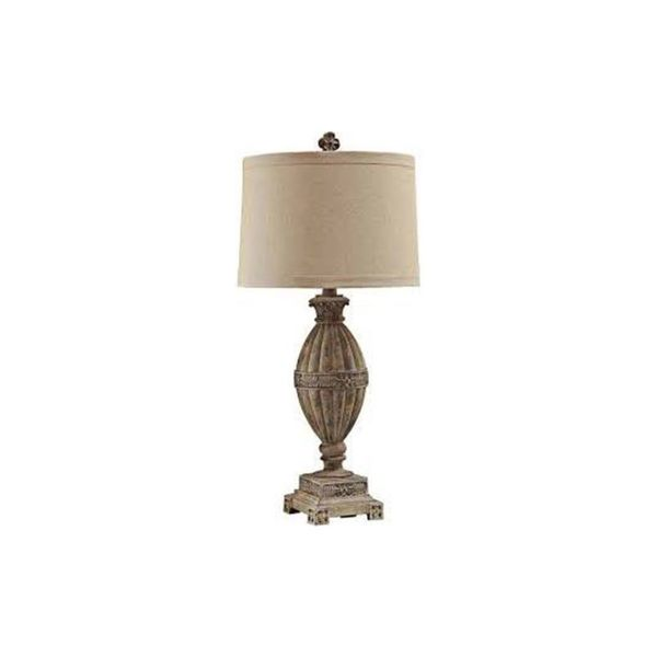 Hurst Reclaimed Post 33-inch Table Lamp