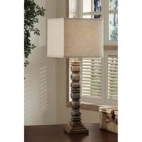 Hurst Reclaimed Post 33-inch Table Lamp