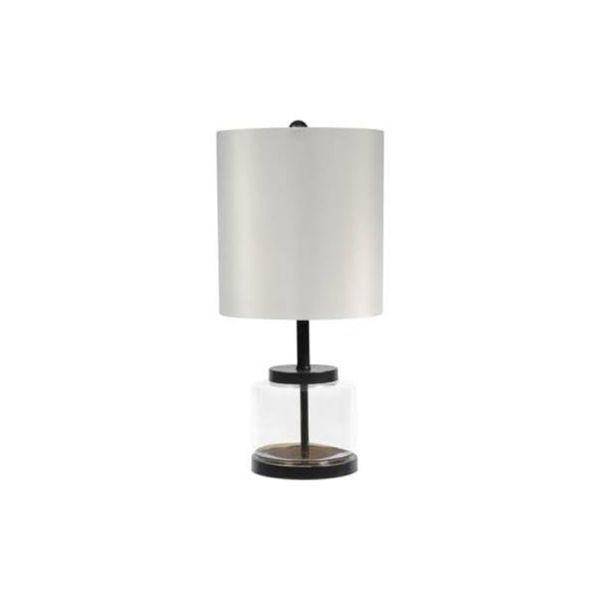 Stanton Glass 25-inch Table Lamp
