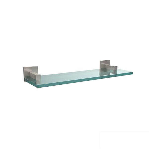 Allied Brass Montero Collection 16-inch Glass Vanity Shelf with ...