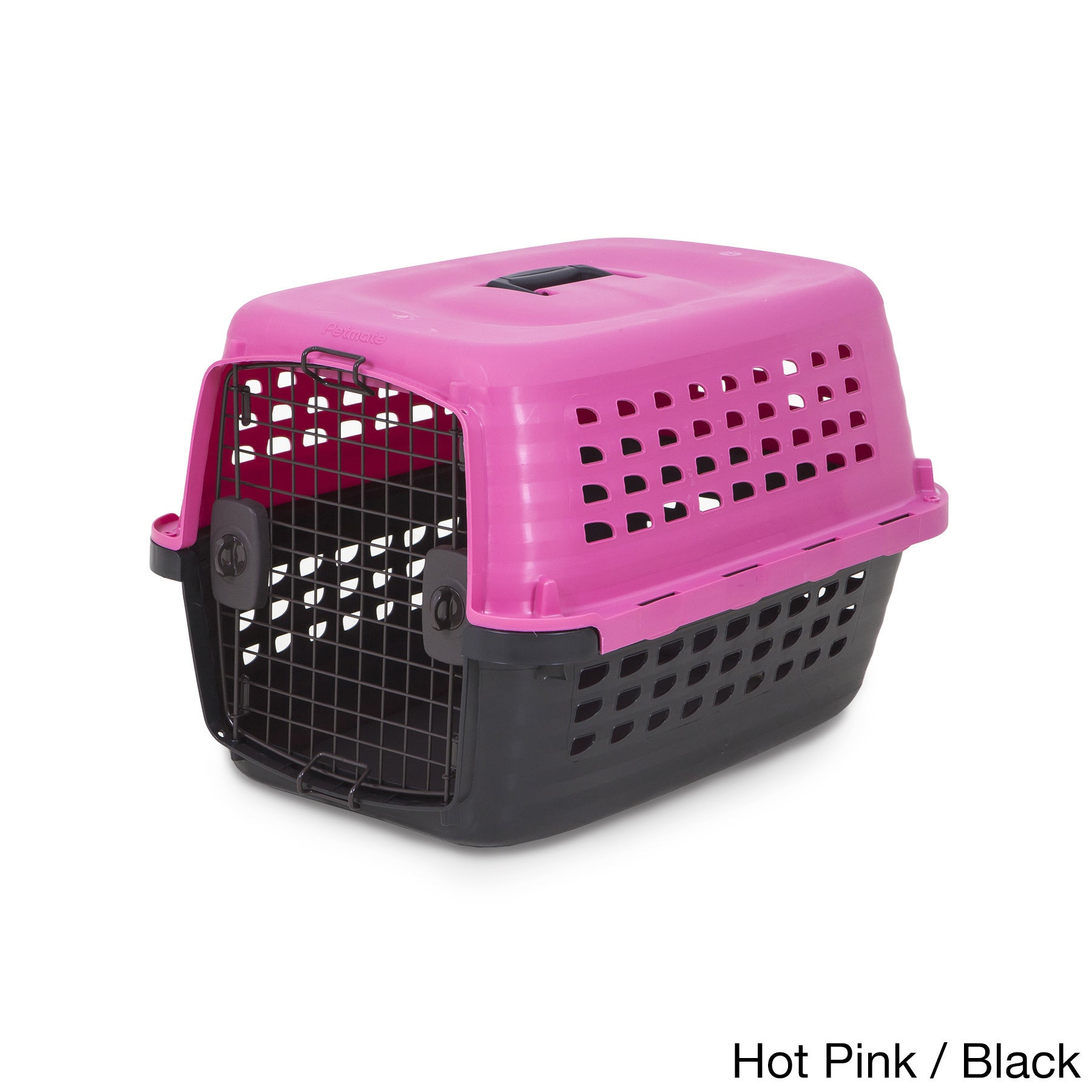 Petmate Compass Fashion Kennel Pet Carrier (10-20LBS, Hot...