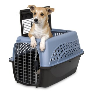 Petmate 2-door Top Load Kennel (Option: Pink)|https://ak1.ostkcdn.com/images/products/11606692/P18544404.jpg?_ostk_perf_=percv&impolicy=medium