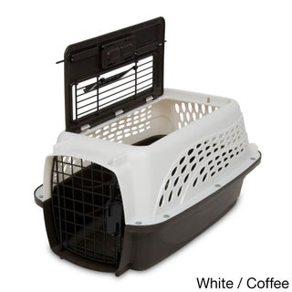 Petmate 2-door Top Load Kennel (4 options available)