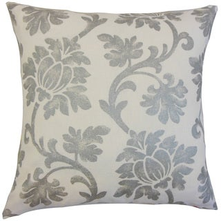Patrice Floral Throw Pillow