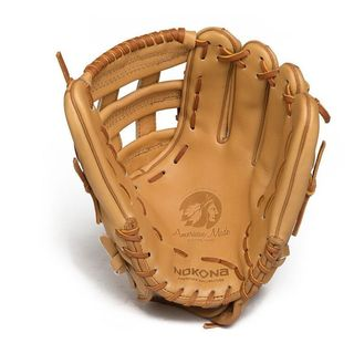 Nokona L-1300H 13-inch Right Handed Steerhide Leather Legend Pro Baseball Glove
