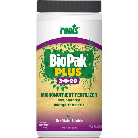 3-0-20 Biopak Plus Micronutrient Fertilizer