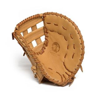 Nokona Legend Pro Baseball Glove First Base Mitt Steerhide Leather 12.50-inch Right Handed Thrower / L-1250FB/ L